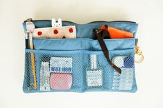 Slim Purse Organizer -- might need to invest in one of these