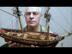 Unboxing The Model Shipways US Brig, Syren Model Ship Building, Boat Building, Model Sailing Ships, Scale Model Ships, Hms Victory, Model Maker, Real Model, Wooden Ship, Boat Stuff