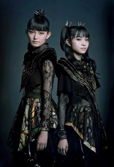 Sakura Gakuin, Moa Kikuchi, Foto Jungkook, Heavy Metal Bands, Looks Cool, Visual Kei, My Favorite Music, Cosplay Girls, Black Metal