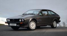 1980 Alfa Romeo GTV6