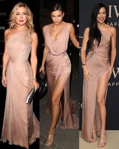 Whose look do you like the best? 1 2 or via Skirt Outfits, Dress Skirt, Outfit Look, Cute Dresses, Formal Dresses, Shower Dresses, Nude Dress, Glamour, Dress Me Up