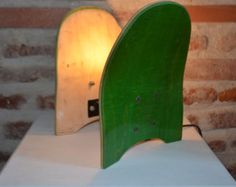 Skateboard Lamps eric lundquist: skateboard lamp | invisibleman | diseño