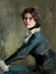 Pierre, Prince TROUBETZKOY (1864-1936)Élégante