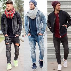 44 Stunning Winter Hat Ideas For Man There are many hats for men to choose from. Men used to wear hats for warmth but now they wear […] Mens Fashion Blog, Urban Fashion, Fashion Fashion, Vetements Shoes, Moda Men, Casual Outfits, Men Casual, Herren Outfit, Mens Clothing Styles