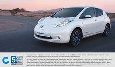Nissan LEAF - Electric Car - City Car Nissan
