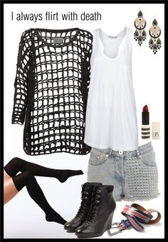 """""""Another Girl"""" by perpetually-sullen on Polyvore"""