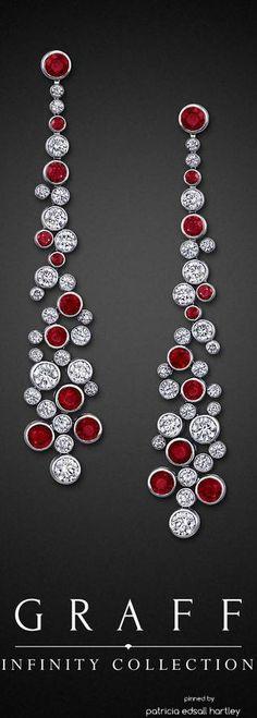 http://rubies.work/0623-multi-gemstone-ring/ Diamond & Ruby Earrings