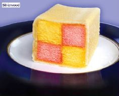 Battenberg cake was named after Prince Louis of Battenberg when it was prepared for his marriage to Princess Victoria of Hesse and by Rhine.