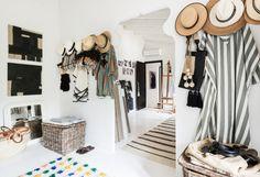 Malene Birger's Mallorca Retreat – Trendland Online Magazine Curating the Web since 2006 Interior Exterior, Interior Design, Interior Decorating, Deco Buffet, Turbulence Deco, My Ideal Home, Suspension Design, Malene Birger, House Entrance
