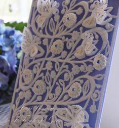 Wedgewood Blue - Absolutely Spellbinders