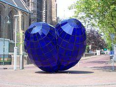 Delft Outdoor Sculpture by dmdwhitney, via Flickr