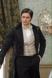 """Fab in """"North and South"""", Elizabeth Gaskell's novel."""