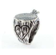 Tree Stump Ring... So precious... Reminds me of our engagement :)