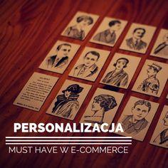 Przeczytaj o tym, jak ważna jest personalizacja w branży e-commerce! http://bit.ly/personalizacja