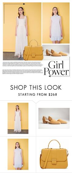 """""""Girl power!"""" by runway2street ❤ liked on Polyvore"""