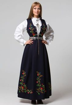Fabelaktig 29 Best Bunad - Ostfold images | Norway, Folk costume, My ancestors QL-42