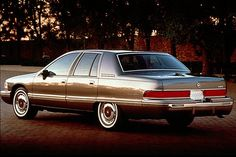 Buick Roadmaster:  Best used car you'll never buy!