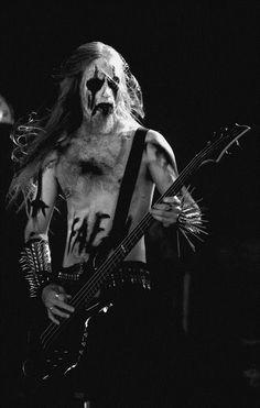 Nag from Tsjuder Extreme Metal, Black Goth, Heavy Metal Music, Sombre, Band Memes, Thrash Metal, Music Film, Photo Black, Halloween Horror