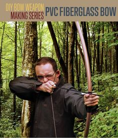 bow & arrow tutorial, bow making tutorial, cool diy projects, DIY back yard archery, paracord bow string knot, paracord bracelet uses