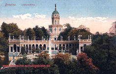 Breslau - Liebichshöhe Photographs, Germany, Scene, Europe, Street, Places, Travel, Eastern Europe, Old Town