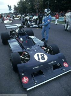 Jean-Pierre Jarier - STP March Racing Team - March 731 gp_eua_1973