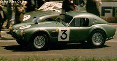 AC Cobra #CSX2131   Le Mans 24 Hours 1963