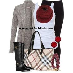 Casual fall outfits for women | Just For HijabJust For Hijab