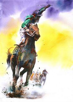 Peter Williams. Watercolor - Buscar con Google