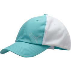 Colorblock Performance Snapback Golf Hat (27 BAM) ❤ liked on Polyvore featuring accessories, hats, capri, curved brim hats, cap hats, snap back hats, curved brim snapback and snap back cap