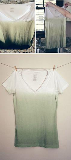 t-shirt dye