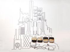 Orecchini quadrati - Minimal, Geometrici - Urban style - Fatti con Fimo ed Oro 24k - Ipoallergenici di LaurasTouchArtcrafts su Etsy https://www.etsy.com/it/listing/504551361/orecchini-quadrati-minimal-geometrici