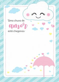 Heart healthy dinner recipes for two party invitations recipes Cloud Party, Little Pony Birthday Party, Baby Shawer, Journal Cards, Baby Boy Shower, Party Themes, Alice, Diy And Crafts, Clip Art
