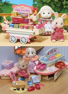 Sylvania Family toys from Sylvanian Families Shop in London