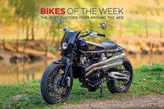Custom Bikes Of The Week: 19 November 2017