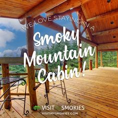 1383 Best Smoky Mountain Cabins Images In 2019 Mountain Cabins
