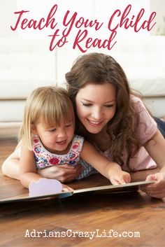 Quick and easy method to teach your child to read and to LOVE it. I have 3 sons and they all read early. Plus I share a great secret with you to motivate them