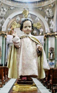 NIÑO JESUS DOCTORCITO, DE SANTA ROSA DE LIMA, PERU.