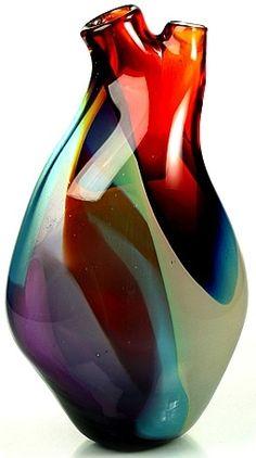 Heart Vase. what? I die.