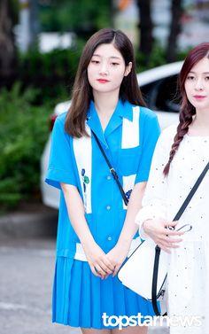 [HD포토] 다이아(DIA) 채연 청초한 미모 #topstarnews