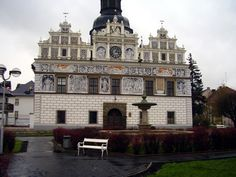 Česko, Stříbro - Radnice