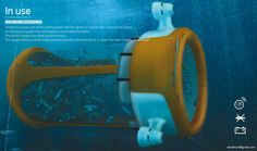 Marine Drone Would Tackle The Great Pacific Garbage Patch (VIDEO) [Garbage: http://futuristicnews.com/tag/Garbage/ Future Drones: http://futuristicnews.com/tag/drone/]