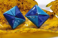 Rombos - Origami  Tsuru Creaciones