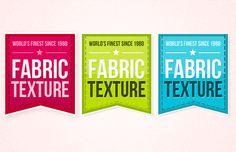 Fabric Ribbons - 365psd