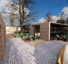 Modulo Principal-Acceso Patio, Outdoor Decor, Home Decor, Houses, Decoration Home, Room Decor, Home Interior Design, Home Decoration, Terrace