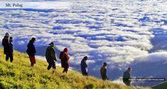Mt. Pulag - borers the provinces of Benguet, Ifugao and Nueva Vizcaya, Philippines