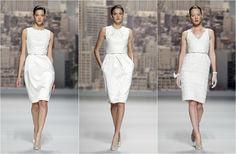 Tendencias de novia 2015: Los nuevos largos #brides