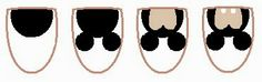 StephsNails: Mickey Nail Art Tutorial @StephsNails