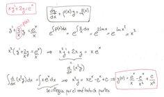 Ejercicio 4 resuelto de Ecuaciones diferenciales lineales de primer orden