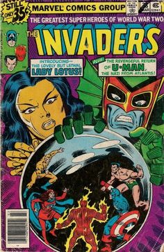 THE INVADERS NO. 38 LADY LOTUS AND THE U-MAN MARCH 1979! by MARVEL COMICS,http://www.amazon.com/dp/B002F5BLKQ/ref=cm_sw_r_pi_dp_Pwpksb1AAE0B2FEE