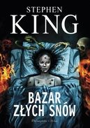 Back to more Stephen King art. Here's the cover for the Polish edition of The Bazaar of Bad Dreams which will be out in November through Prószyński i S-ka. I Love Books, My Books, King Art, Bad Dreams, Bangor, New York Times, Movie Tv, Horror, Star Wars
